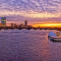 Boston Sky by Joann Vitali