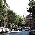 Boston Streetscene  by Christiane Schulze Art And Photography