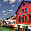 Boston Tea Party Museum 3 by Joann Vitali