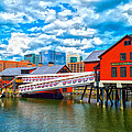 Boston Tea Party Museum by James  Meyer