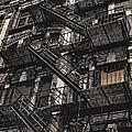 Boston Tenement by Joann Vitali
