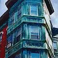 Boston's North End by Jeffrey Kolker