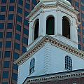 Boston's North Meeting House by Paul Mangold