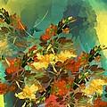 Botanical Fantasy 090914 by David Lane