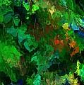 Botanical Fantasy 110413 by David Lane