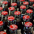 Bottle Caps by Jessica Berlin