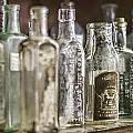Bottle Collection by Heather Applegate