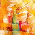 Bottle Cubic by Lutz Baar