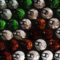 Bottle Wall by Mark Sullivan