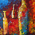 Bottled Dreams by Megan Duncanson