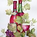 Bottled In 2013 by Rosalea Greenwood