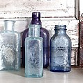 Bottles by Angie Mahoney