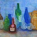 Bottles Collection by Anna Ruzsan