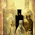 Bottles From The Past by Phyllis Denton