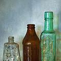 Bottles by Svetlana Sewell