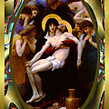 Bougereau Vintage Jesus by Robert Kernodle