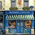 Boulangerie De Montmartre by Marilyn Dunlap