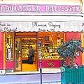 Boulangerie Patisserie In Paris by Jan Matson