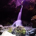 Boulder Cave Falls  by Jeff Swan