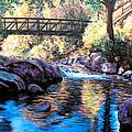 Boulder Creek Bridge by Tom Roderick