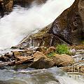 Boulder Falls by Steve Krull