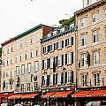 Boulevard Champlain Street Scene  by Rosemary Legge
