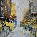 Boulevard by Maria Karalyos