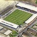 Boundary Park - Oldham Athletic by Kevin Fletcher