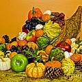 Bountiful Harvest by Valerie Fuqua
