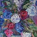 Bouquet 4 by Judith Espinoza
