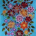 Bouquet Ala Tiffany by Bob Craig