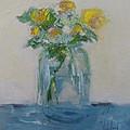 Bouquet by Barbara Andolsek