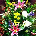 Bouquet Bounty by Saundra Myles