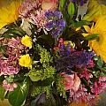 Bouquet by Cynthia Croal
