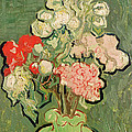 Bouquet Of Flowers by Vincent van Gogh