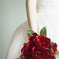 Bouquet Of Roses by Margie Hurwich