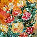 Bouquet by Teresa Wegrzyn