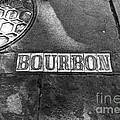 Bourbon Mono by John Rizzuto