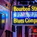 Bourbon Street Blues by Kathleen K Parker
