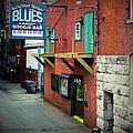 Bourbon Street Blues by Linda Unger