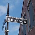 Bourbon Street by Kevin Croitz