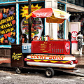 Bourbon Street Lucky Dog by Bill Cannon