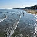 Bournemouth Beach by Svetlana Sewell