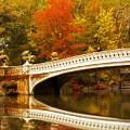 Bow Bridge Beauty by Jessica Jenney