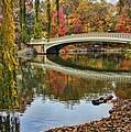 Bow Bridge by June Marie Sobrito