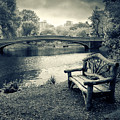 Bow Bridge Nostalgia by Jessica Jenney