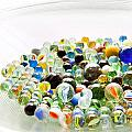 Bowl Of Marbles by Tim Hester