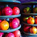 Bowling Balls by Jay Mann