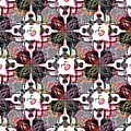 Boxer Abstract 20130126v4 by Wingsdomain Art and Photography