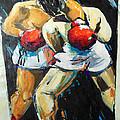Boxing by Lucia Hoogervorst